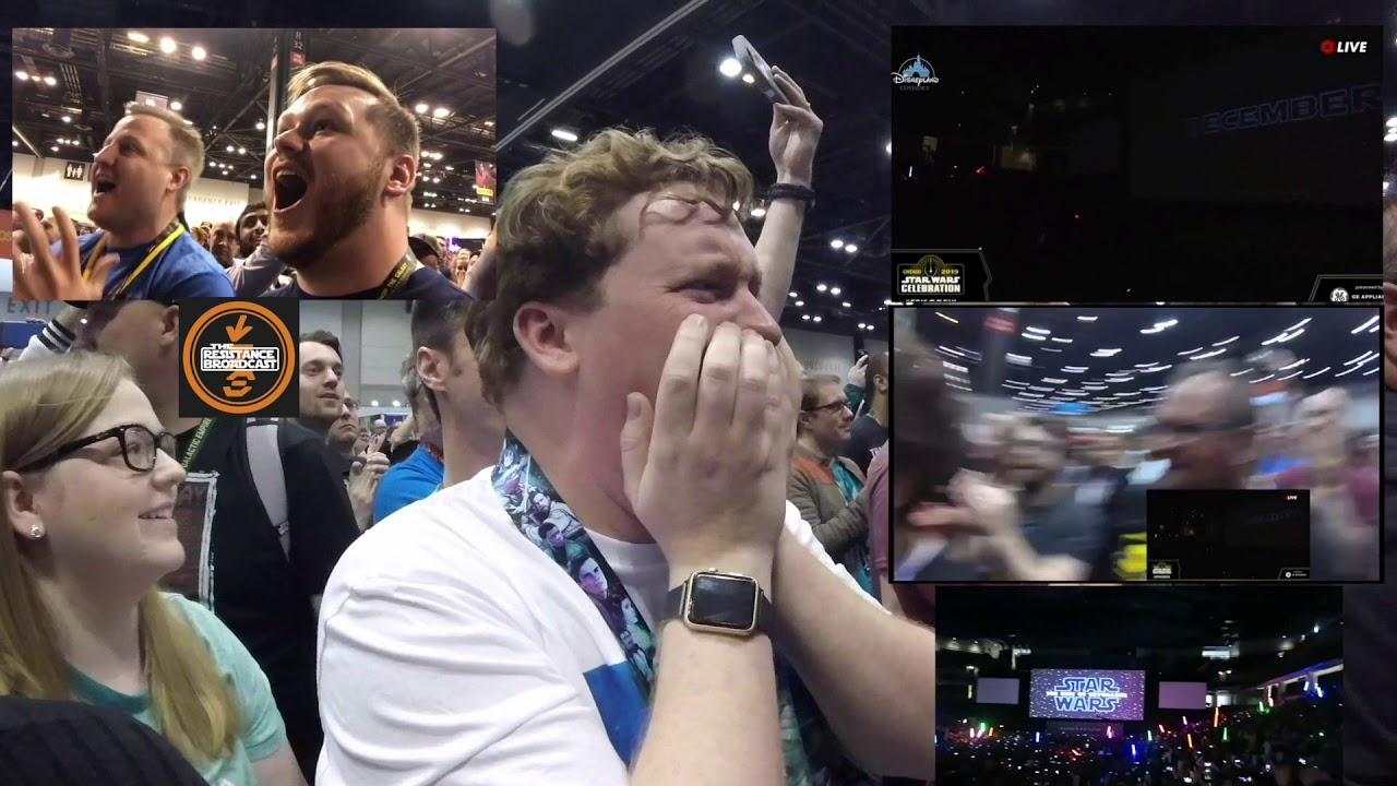 Download The Rise of Skywalker Teaser Trailer Reaction Live