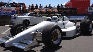 1990 Buick Sabre Indy Car at Geelong Revival 2014