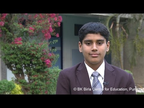A day on BK Birla school, the best cbse school in India