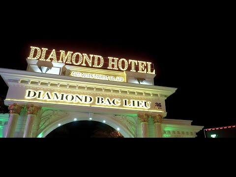 Nhà Hàng - Khách Sạn - Trung Tâm Tiệc Cưới DIAMOND BẠC LIÊU