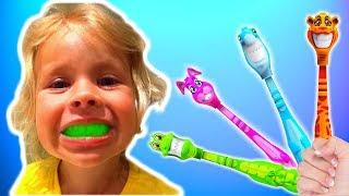 Aprende colores con canciones familiares y canciones infantiles. Canciones infantiles para niños