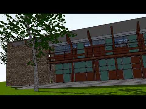 Casa en les mathes le sextant le corbusier youtube - Le corbusier casas ...