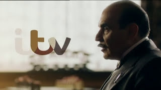 Poirot s-13 ep-01 ''Elephants Can Remember''  (New Trailer 5th June 2013) Uk Tv Promo