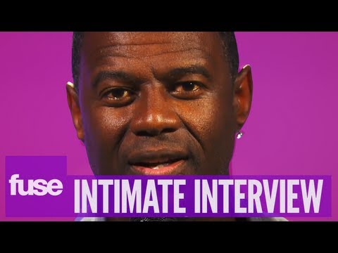 Brian McKnight's Best Pickup Lines  - Intimate Interview