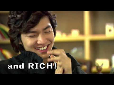 POOR AND RICH - Boys Before Flowers (parody) Trailer