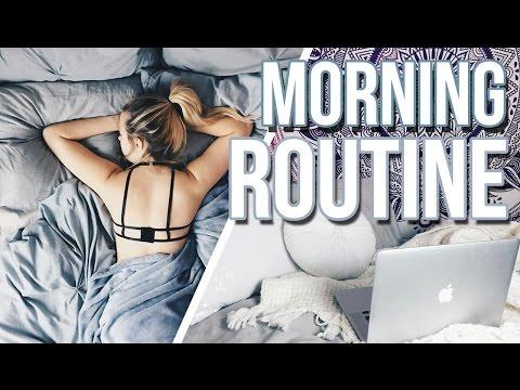 My School Morning Routine 2016! | Lauren Jane