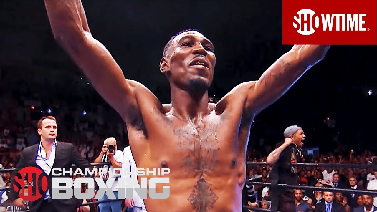 Robert Easter Jr. Living Out His Boxing Dreams | Garcia vs. Easter