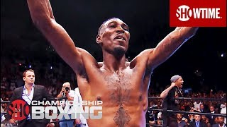 Robert Easter Jr. Living Out His Boxing Dreams | Garcia vs. Easter | July 28 on SHOWTIME