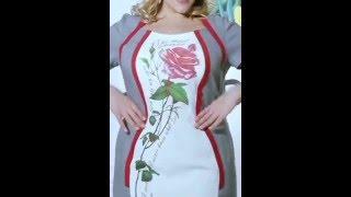 Презентация модели ArtRibbon 2504P1001 Платье