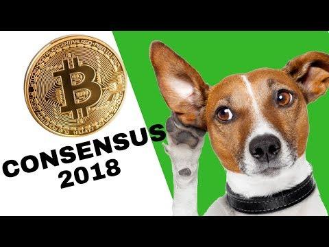 BITCOIN  - Consensus 2018 Analysis
