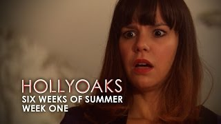 Week One: Six Weeks of Summer (Official Hollyoaks Trailer)