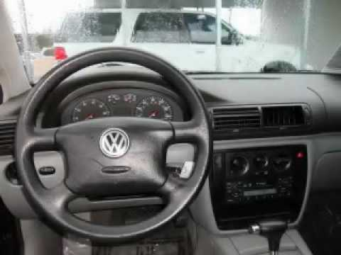 Used 1999 Volkswagen Passat Shoreline Wa Youtube