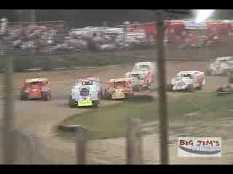 Bridgeport and Georgetown Speedway Highlights
