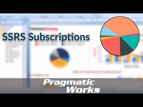 SSRS Subscriptions