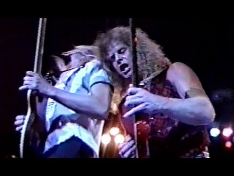 Tommy Shaw, Jack Blades, Brad Gillis, Jeff Watson LIVE - Houston 1990