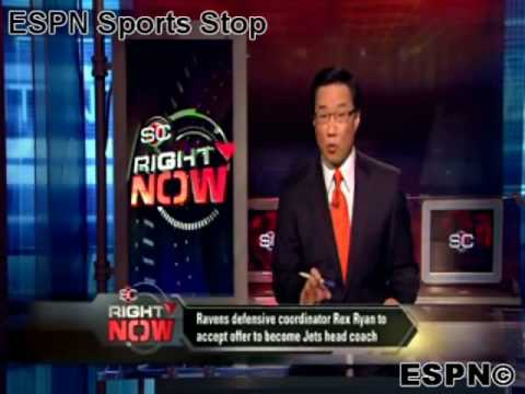 ESPN Sport Center-Right Now-Jan. 19, 2009