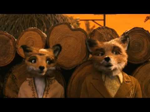 Fantastic Mr Fox- Foxy Frolic
