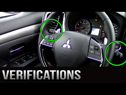 Driving Exam - Verifications Inside And Outside
