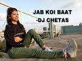 JAB KOI BAAT -DJ CHETAS | RICHA JAIN CHOREOGRAPHY |BOLLYWOOD | HIPHOP | DANCE | RETRO | EASY MOVES