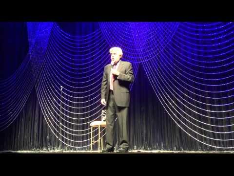 Jay Leno at Wynn Hotel Las Vegas 10/27/15