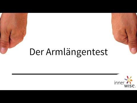 Der Armlängentest   innerwise   Uwe Albrecht