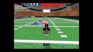 Roblox Football américain