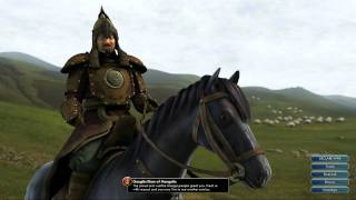 Civilization V OST | Genghis Khan Peace Theme | Traditional Mongolian Long Song (Urtiin Duu)