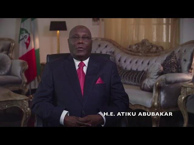 Atiku Abubakar's plan to get Nigeria working again