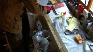 Diy Engine Support Beam - Pallet Wood