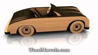 1956 Porsche Speedster: 3d Assembly Animation (1080hd)