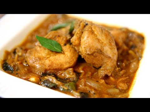 Chicken Curry - South Indian Style Recipe | Quick And Easy | Masala Trails