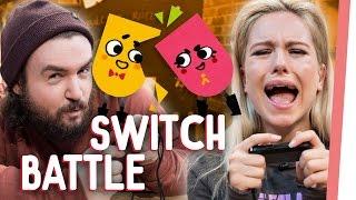 Nintendo Switch | Kelly von Sturmwaffel ABGEZOCKT! | GMI