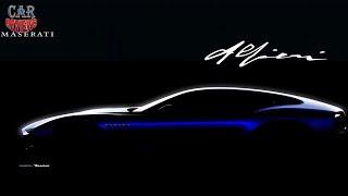 Maserati Alfieri Electric Sports Car To Take On Tesla Roadster  - Car Reviews Channel