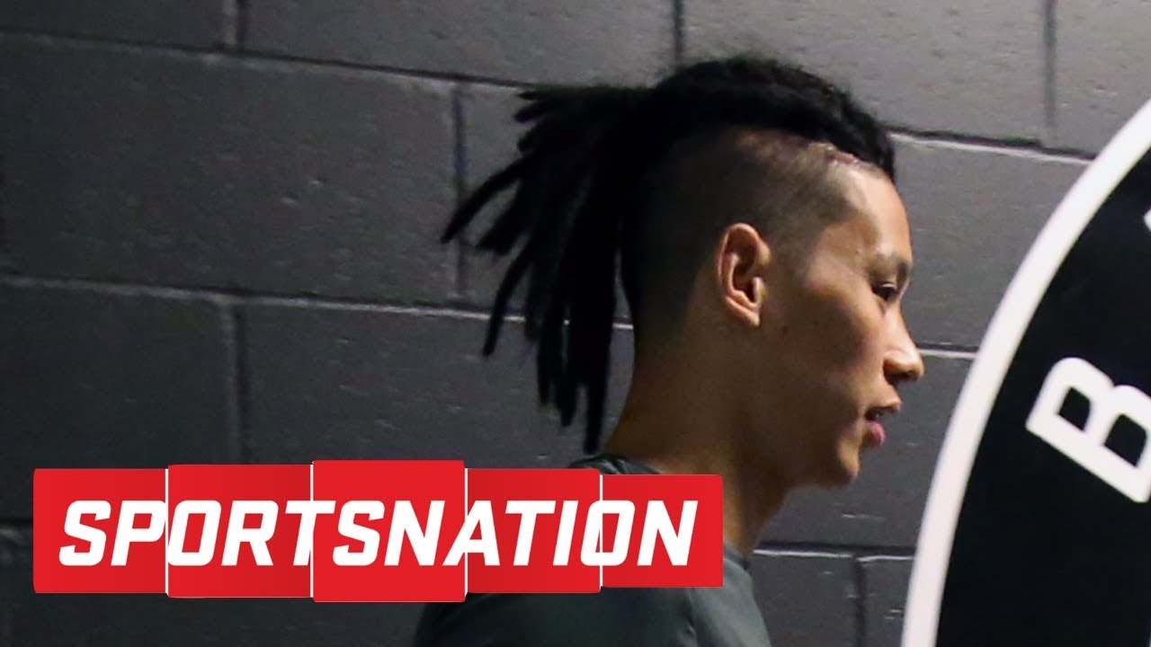 Jeremy Lin accepts Kenyon Martin's criticism of his dreadlocks | SportsNation | ESPN