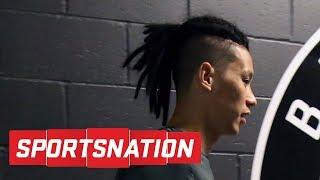 Jeremy Lin accepts Kenyon Martin