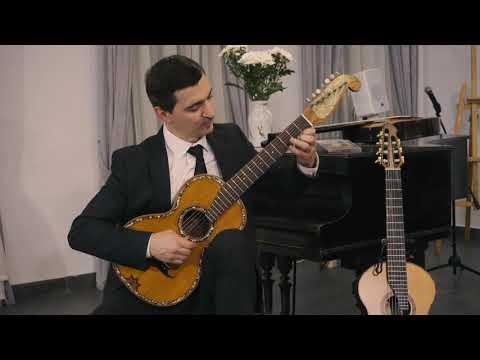 Эволюция русской семиструнной гитары.  Evolution Of Russian Seven String Guitar. Aynur Begutov