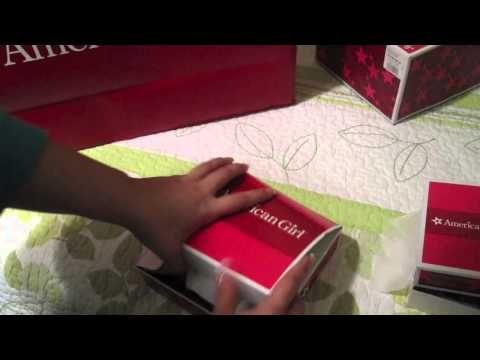 Opening American Girl Saige's Starter Collection & More