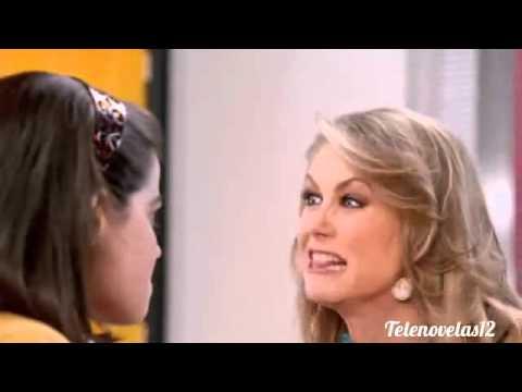 Antes muerta que Lichita - Alicia/Lichita golpea a Luciana
