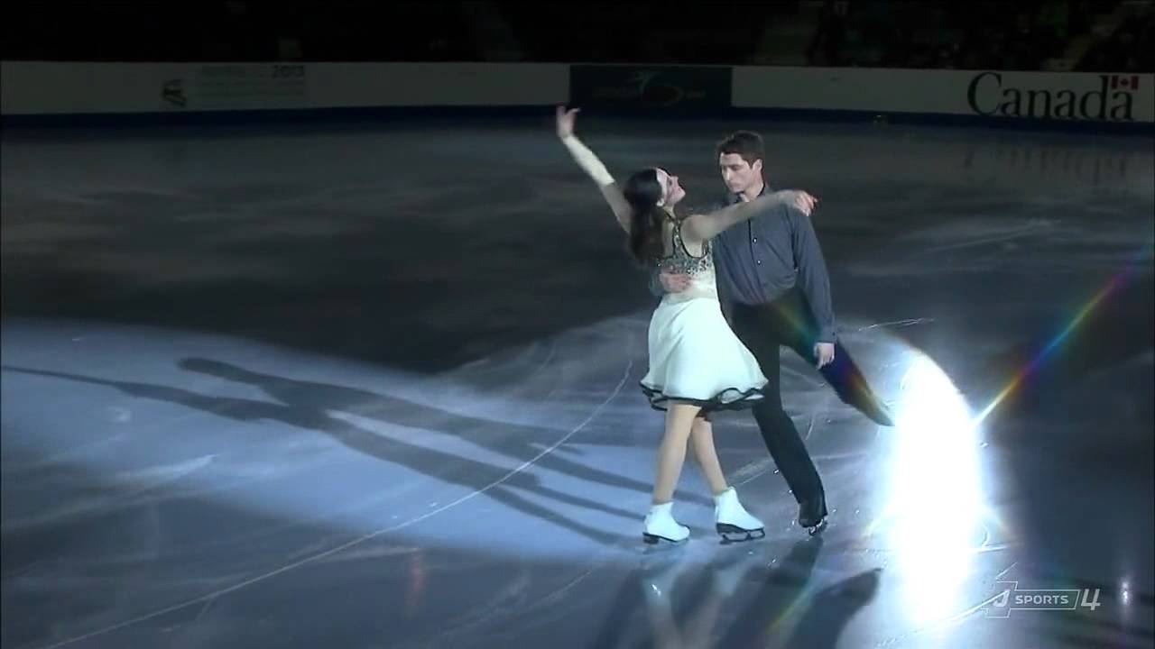 Why people can't stop shipping ice dancers Tessa Virtue and