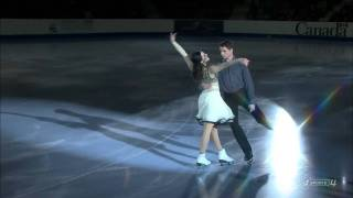"Tessa Virtue & Scott Moir ""I wanna hold your hand"""