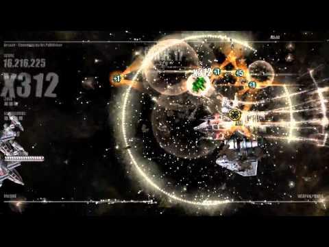 Beat Hazard Ultra - Boss Rush Mode - Gold Ship !