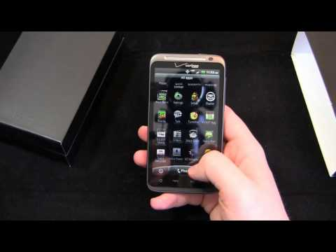 HTC ThunderBolt Unboxing
