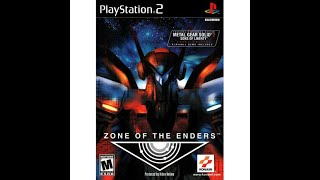 Zone of the Enders PS2 HD Full Run (Long Play)