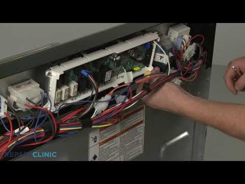Control Board - Kitchenaid Double Oven Electric Range #KFED500ESS02