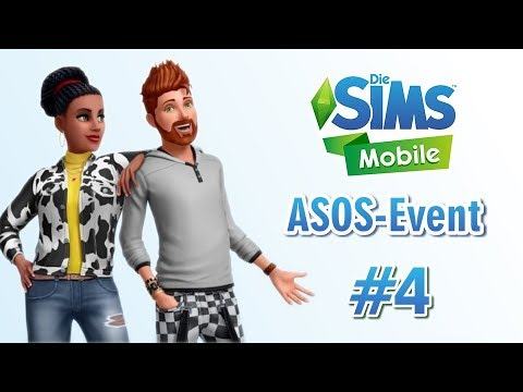 Sims Mobile - Asos-Event #4