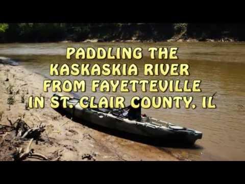 Kaskaskia River: Fayetteville, Illinois