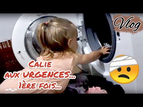 [.-vlog-.]-calie-aux-urgences...-première-fois-!-🤕🤕