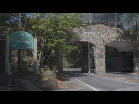 Take a tour of Montreat NC