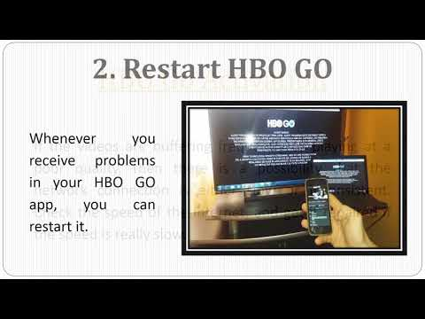 Restore The Functioning Of A Malfunctioned HBO GO App On Samsung TV