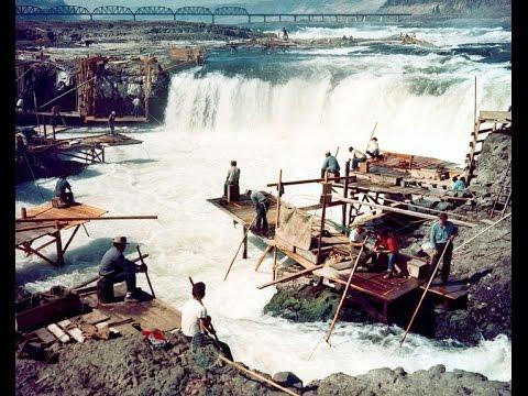Salmon Mashup: Rare Celilo Falls Film & Radio Chronicle